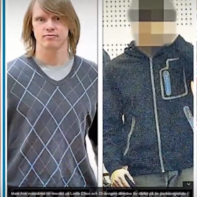 White criminals are not pixelated, but Pink-white pixelation of swedish perp photos
